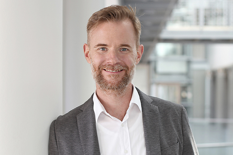 Tobias Kintzel VP Marketing